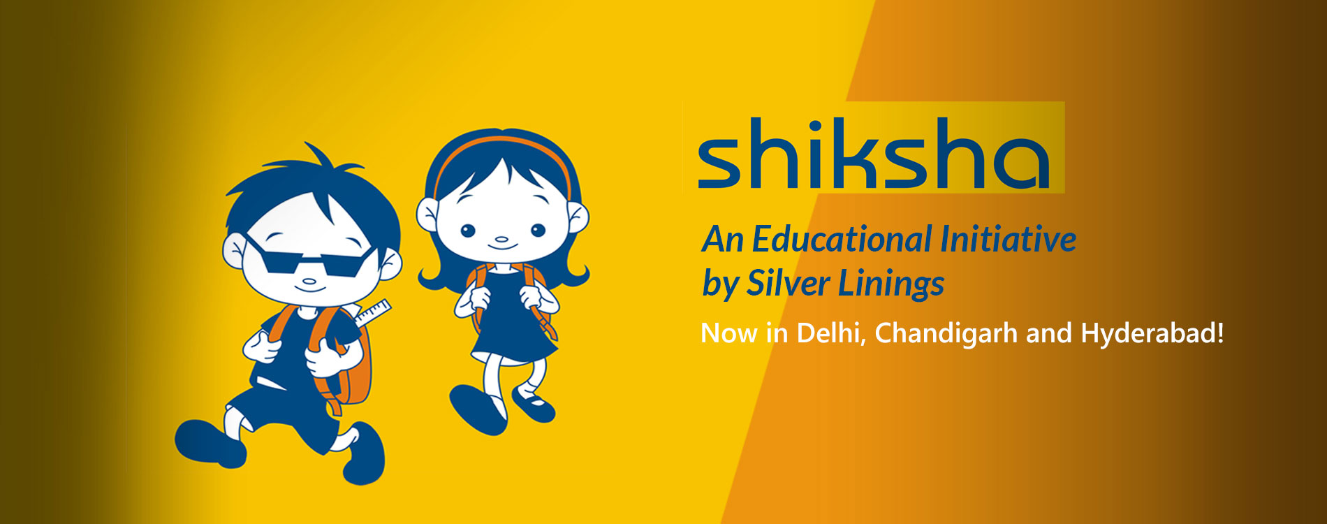 Shiksha- An educational initiative by Silver Linings