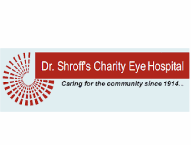Dr. Shroff Charitable Hospital Logo